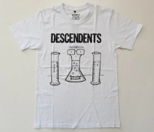 "Descendents ""Hypercaffium Spazzinate"" Camiseta Branca"