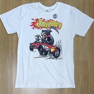 "Belvedere ""Morte"" Camiseta Branca"