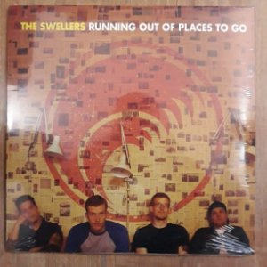 "The Swellers ""Running Out Of Places To Go"" Vinil 10"""
