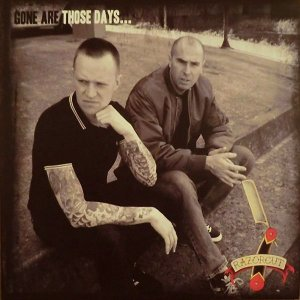 "Razorcut ""Gone Are Those Days"" Vinil 10"""