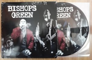 "Bishops Green ""S/T"" Vinil 12"" Picture"