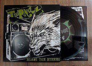 """Topnovil """"Blast The Stereo"""" Vinil 12"""""""