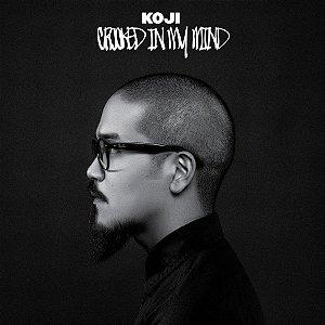 "Koji ""Crooked In My Mind"" Vinil 12"" Amarelo"