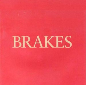 "Brakes ""Give Blood"" CD"