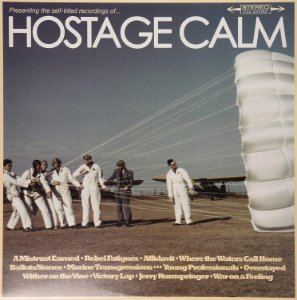 "Hostage Calm ""S/T"" Vinil 12"""