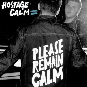 "Hostage Calm ""Please Remain Calm"" Vinil 12"""