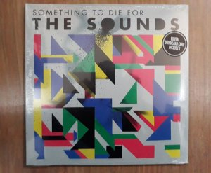 "The Sounds ""Something To Die For"" Vinil 12"""