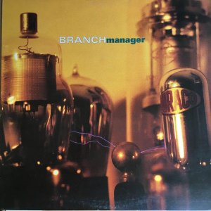 "Branch Manager ""S/T"" Vinil 12"""