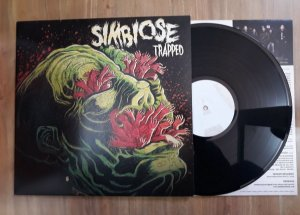 "Simbiose ""Trapped"" Vinil 12"""