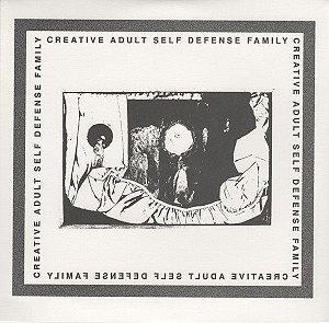 "Creative Adult & Self Defense Family Split Vinil 7"""