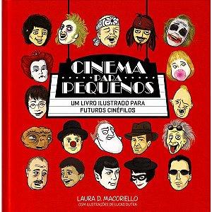 """Cinema Para Pequenos """"Um Livro Ilustrado Para Futuro Cinéfilos"""" Livro"""