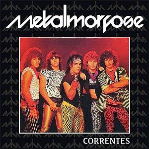 "Metalmorfose ""Correntes"" Vinil 7"" Azul"