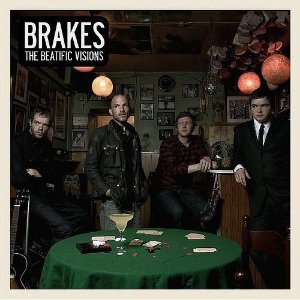 "Brakes ""The Beatific Visions"" CD"