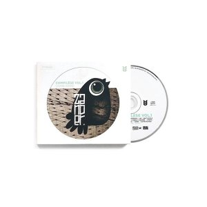 "Zander ""Compilése Vol.1"" CD"