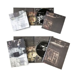 "Garage Fuzz ""Celebrating 25 Years"" DVD Digipack + CD Digipack"