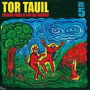 """Tor Tauil """"Ensaio Para o Fim Do Mundo"""" Vinil 12"""" Colorido"""