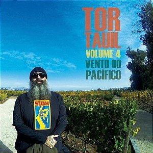 "Tor Tauil ""Vento Do Pacífico"" Vinil 12"" Colorido"