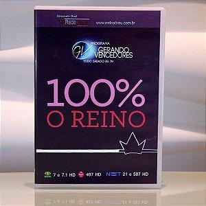 DVD 100% o Reino