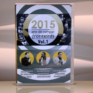 2015 - Ano de Romper Fronteiras Vol. 1