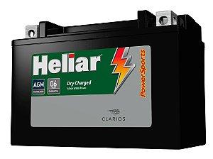 Bateria Heliar HTX7A-BS