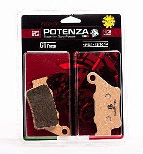 Pastilha de Freio Potenza PTZ213GT
