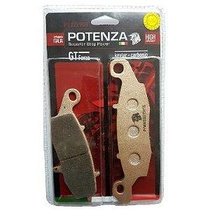 Pastilha de Freio Potenza PTZ229GT