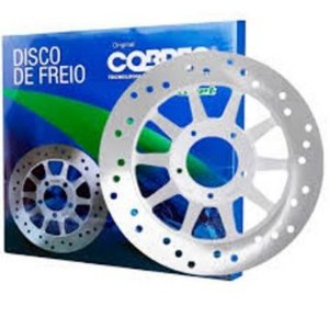 Disco de Freio Dianteiro Honda Titan 00-04 Cobreq 0010-DIS