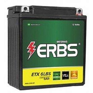 Bateria ERBS ETX 6LBS