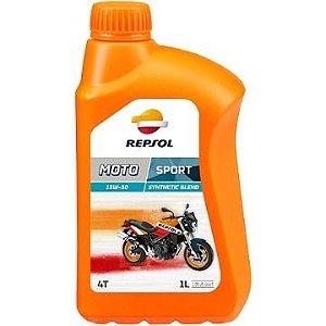 Óleo de Motor Repsol Moto Sport 4T 15W50