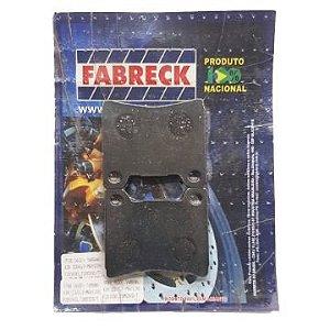 Pastilha de Freio Fabreck 630