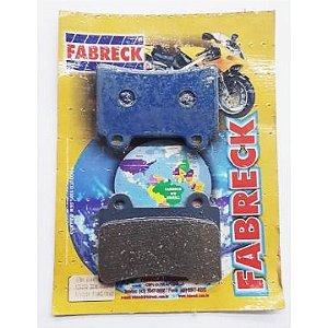 Pastilha de Freio Fabreck 648