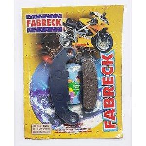 Pastilha de Freio Fabreck 667