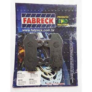 Pastilha de Freio Fabreck 720