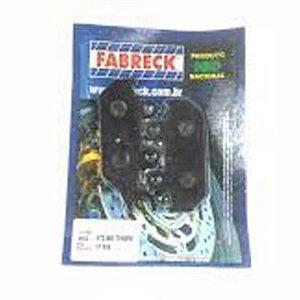 Pastilha de Freio Fabreck 642