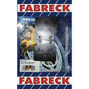 Pastilha de Freio Fabreck 603