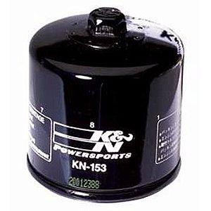 Filtro de óleo K&N KN-153