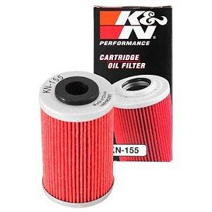 Filtro de Óleo K&N KN-155