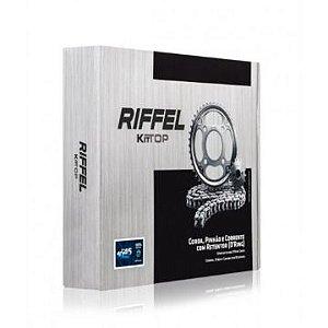 Kit Relação Yamaha Factor 150 Riffel Top