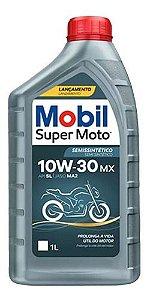 Óleo de Motor Mobil Super Moto 10W30 MX