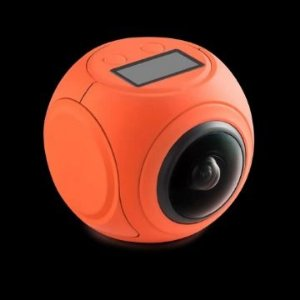 Câmera 360º com Óculos VR