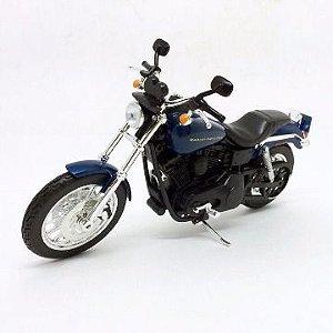 Miniatura Harley Davidson 2004 Dyna Super Glide Sport 1/12
