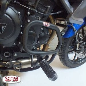 Protetor de Motor Triumph Tiger 800 >2015 SCAM