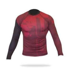Camisa 2ª Pele BMW Red