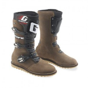 Bota Gaerne Street All Terrain Gore Tex Marrom