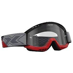 Óculos X11 MX Ramp Vermelho