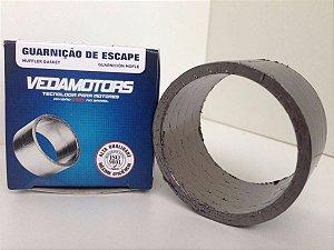 Guarnição Escape Honda Bros 125/150 / CRF 230 2054