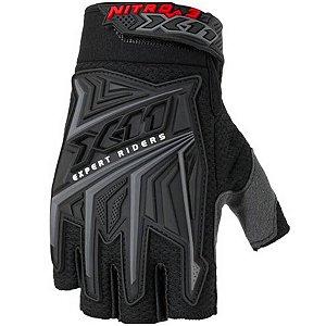 Luvas Nitro3 Tecido Meio Dedo X11