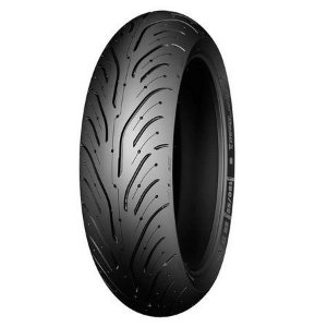 Pneu Michelin Pilot Road 4 Trail 170/60 17 TL 72W