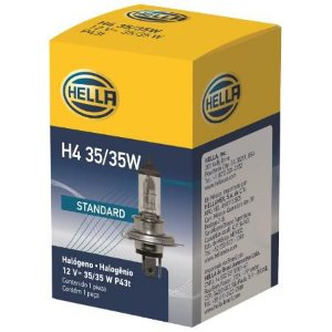 Lâmpada H4 35W Hella