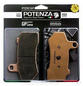 Pastilha de Freio Potenza PTZ501GP